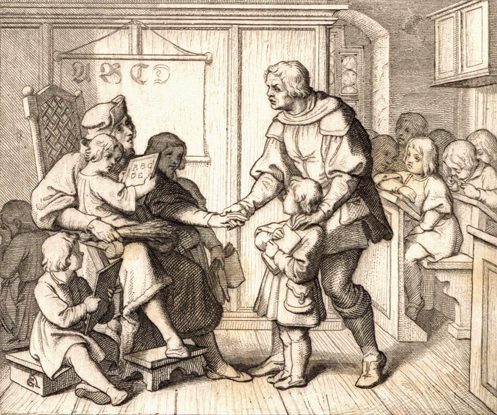 Geburt Martin Luther