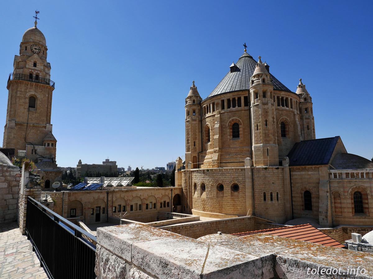 Kirchen In Jerusalem